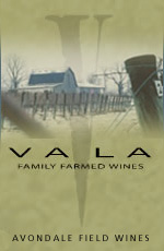 Vala Vineyards, Avondale field wines
